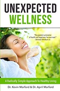 Unexpected Wellness book cover